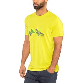 Schöffel Barcelona2 T-Shirt Heren, citronelle